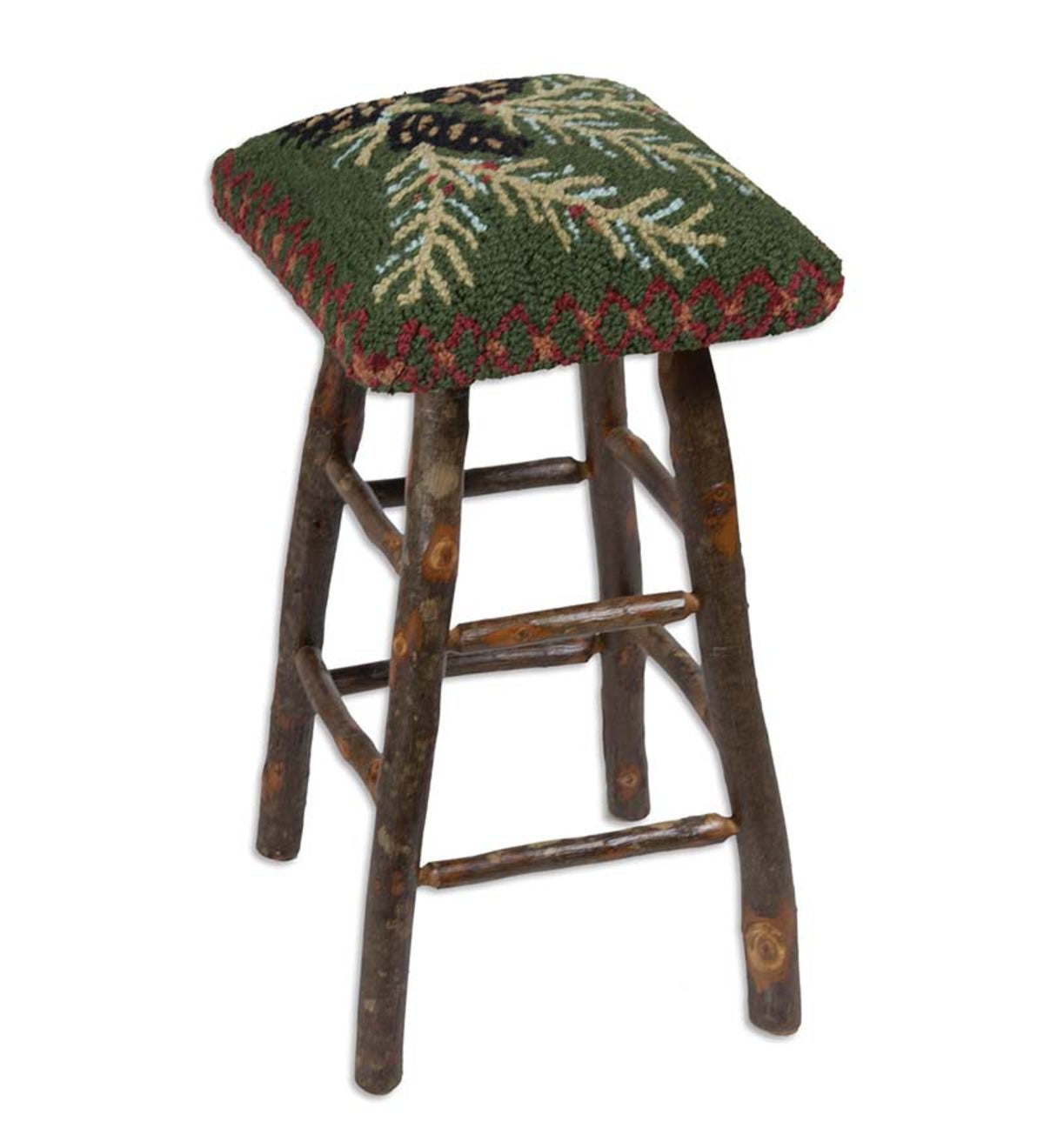 Pine Cone Bar Stool