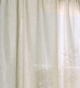 Thermalogic™ ThermaSheer™ Insulating Rod-Pocket Semi-Sheer Window Curtain Panels