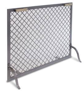 Stanton Single Panel Fireplace Screen