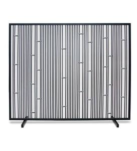 Arden Single Panel Fireplace Screens