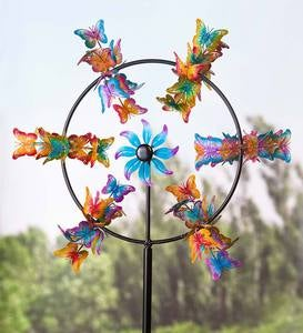 Butterflies Jubilee Wind Spinner