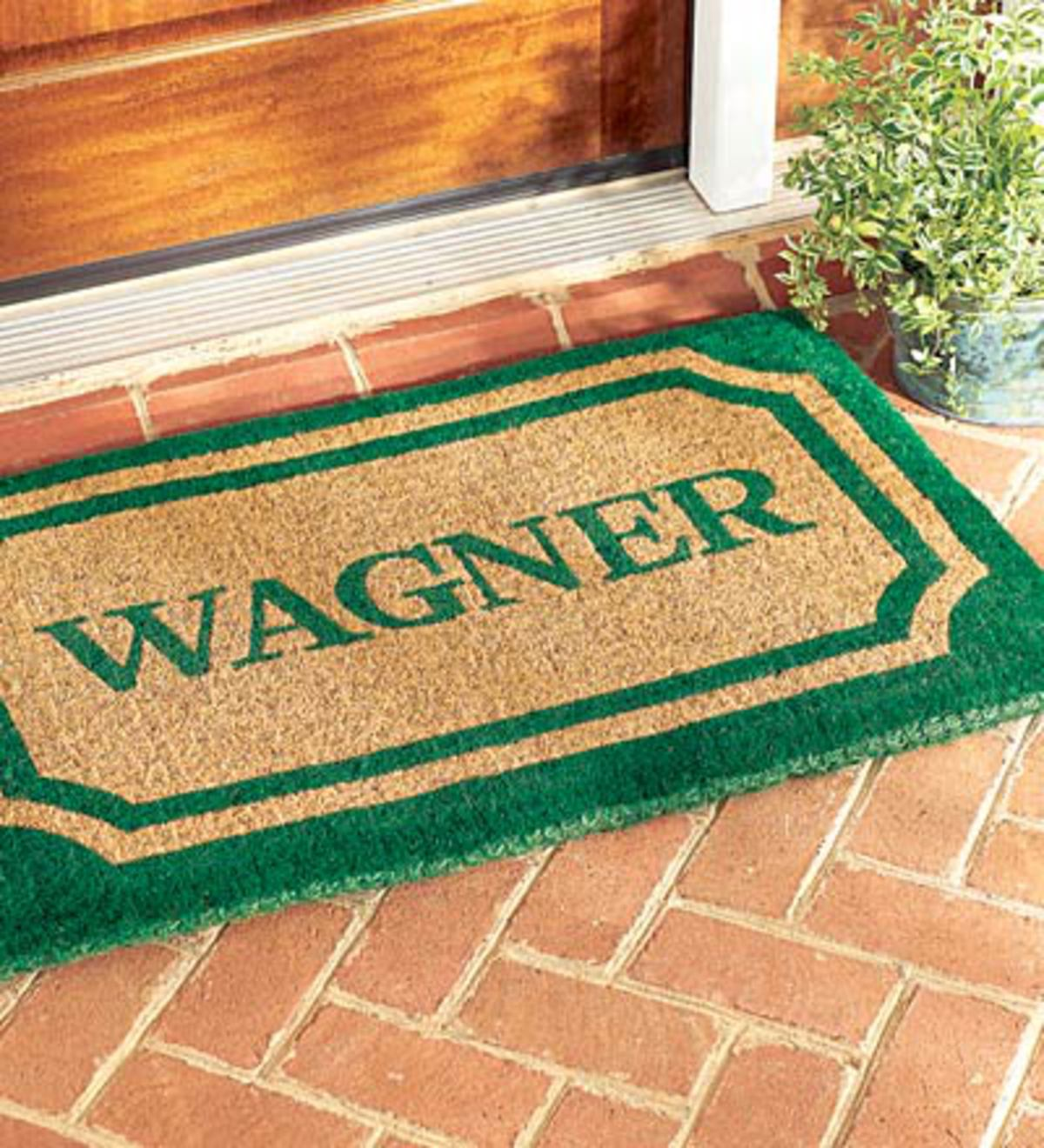"30""x 48""Personalized Doormat"