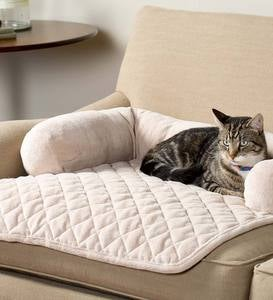 Chair Bolster Pillow Furniture Cover For Pets
