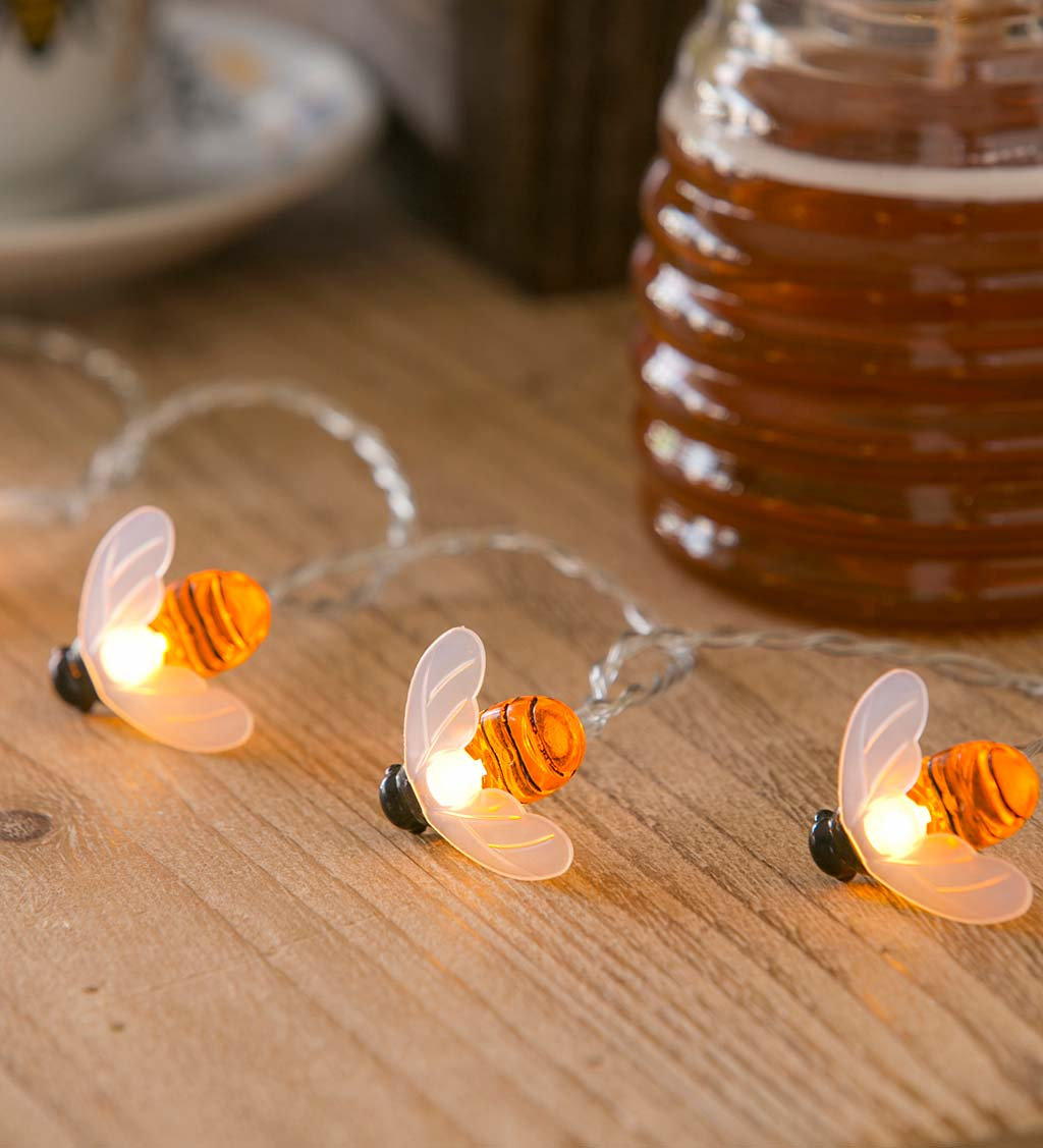 Bumble Bee String Light with 10 LED Lights