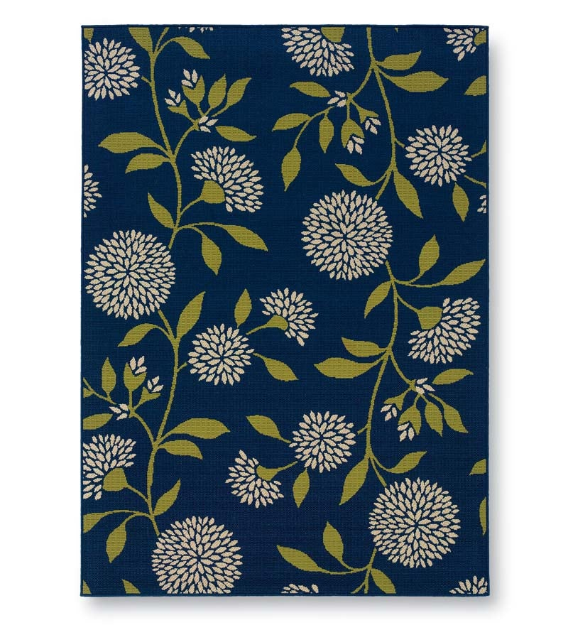 "Floral Surry Rug, 3'7""x 5'6"" swatch image"