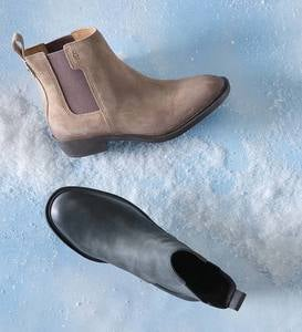 UGG Emmeth Waterproof Pull-On Chelsea Boots
