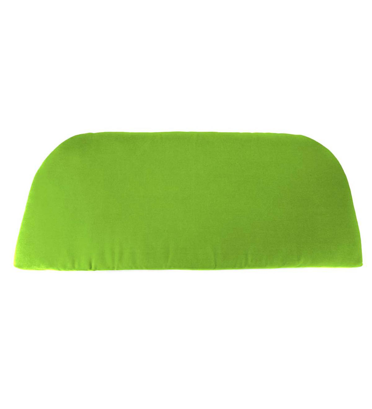Polyester Classic Swing Bench Cushion 41 Quot X 18 190 Quot X 3 Quot Forest Green Plowhearth
