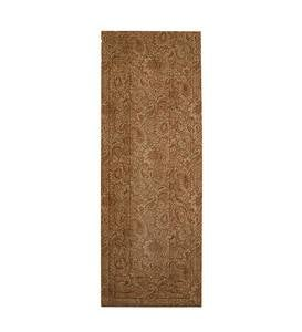 "Low-Profile Microfiber Rectangle Runner, 22""x 60"""