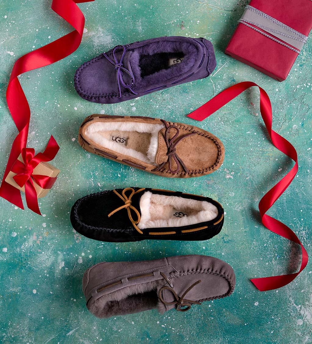 Dakota Moccasin Slippers