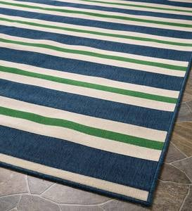Indoor/Outdoor Lexington Stripe Rug