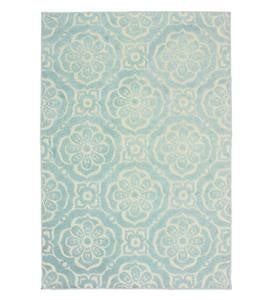 Indoor/Outdoor Clearwater Tile Rug