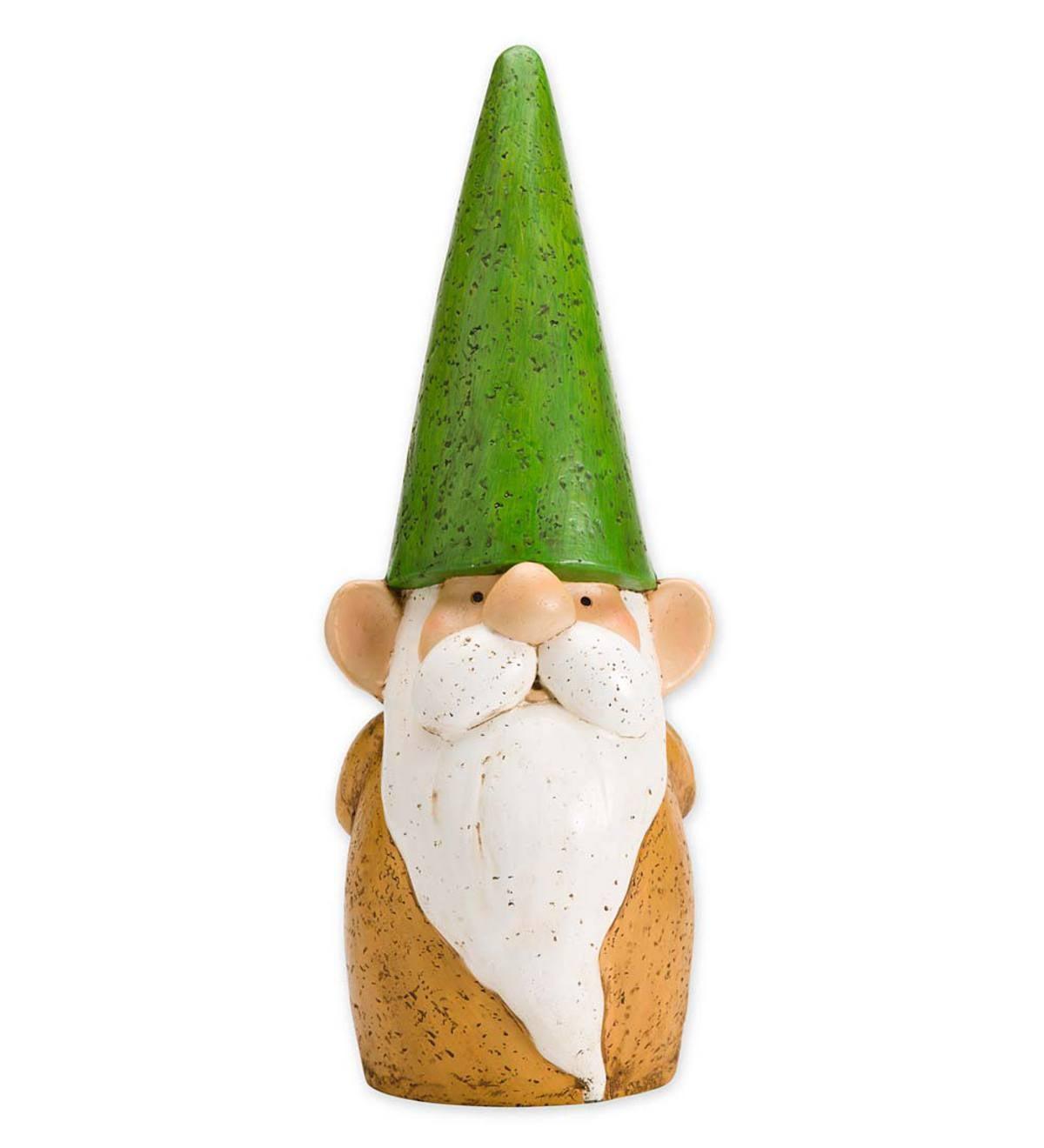 Gnome Garden: Small Resin Garden Gnome