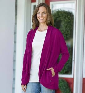 Life Is Good Women's Fly Away Cardigan