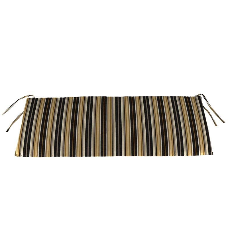 "Sunbrella Classic Swing/Bench Cushion, 48"" x 19"" x 3"""