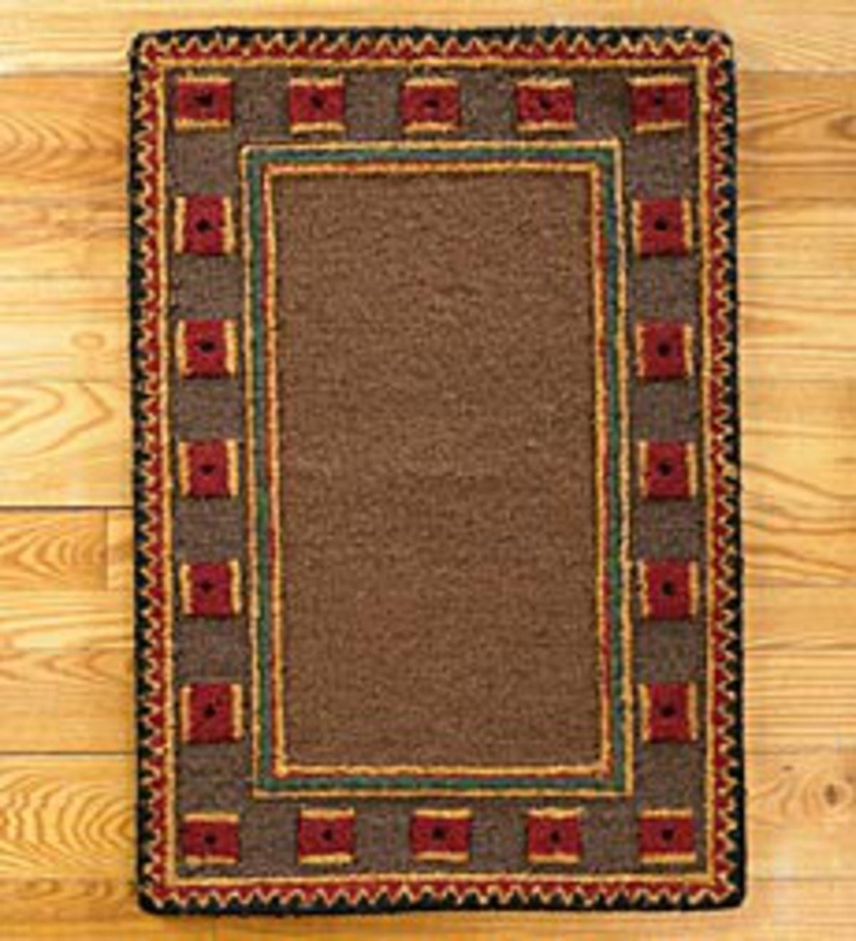 Riverwood Wool Rug, 3' x 5'