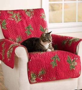 Pet Love Seat Cover, Peaceful Pine
