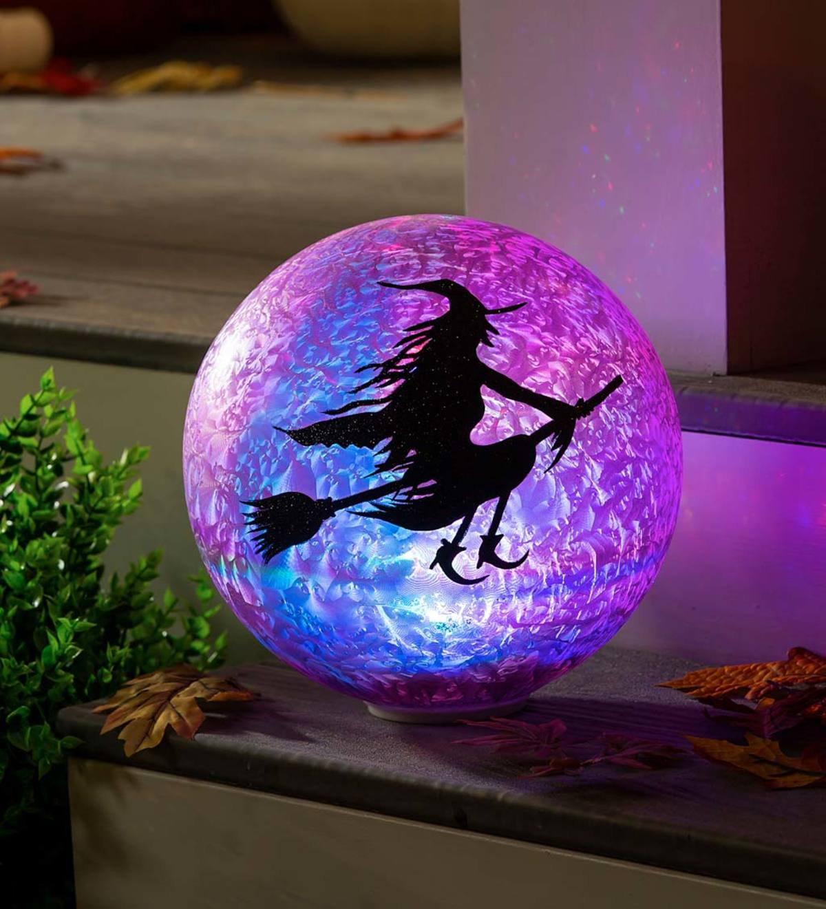 Witch Hoop Art Halloween Decor Felt Flower Hoop Art Halloween Hoop Art Witch Decor