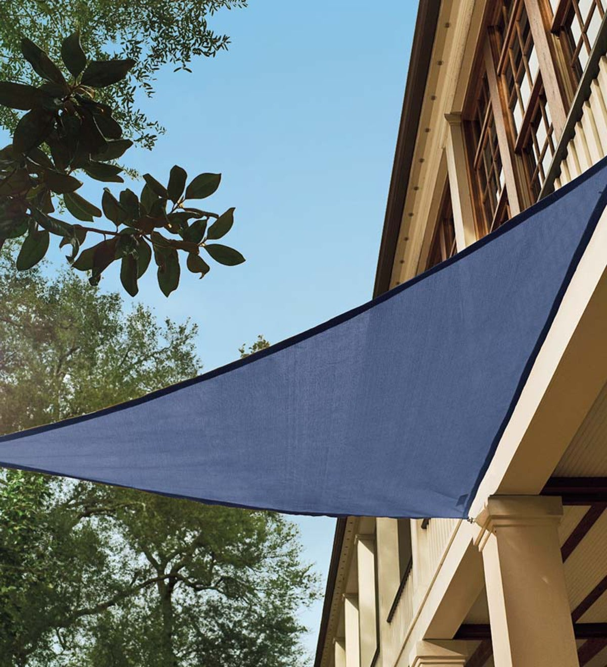16 5 Quot Fade Resistant Sunblocking Triangle Shade Sail