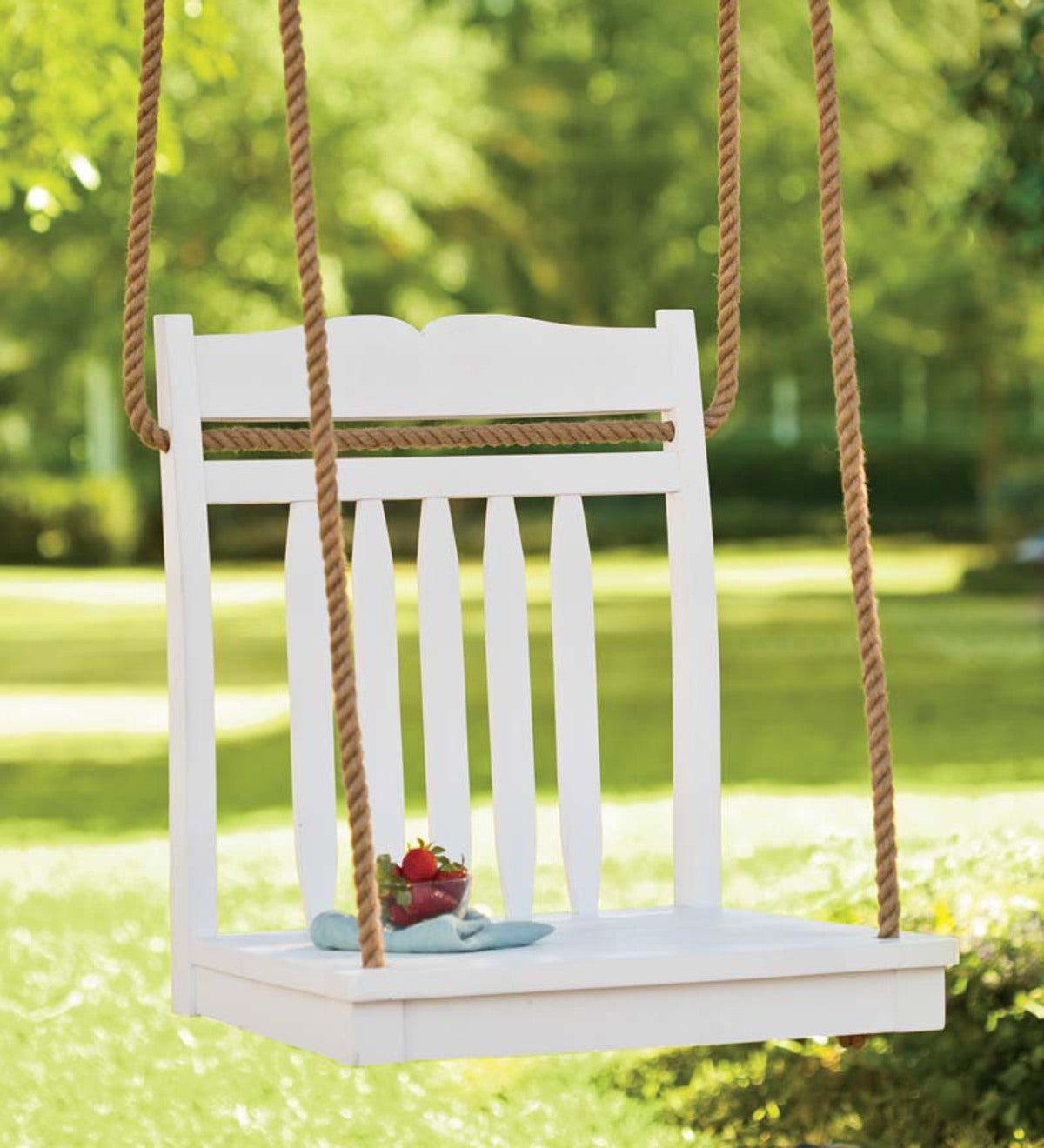 Hanging Chair Tree Swing Plowhearth