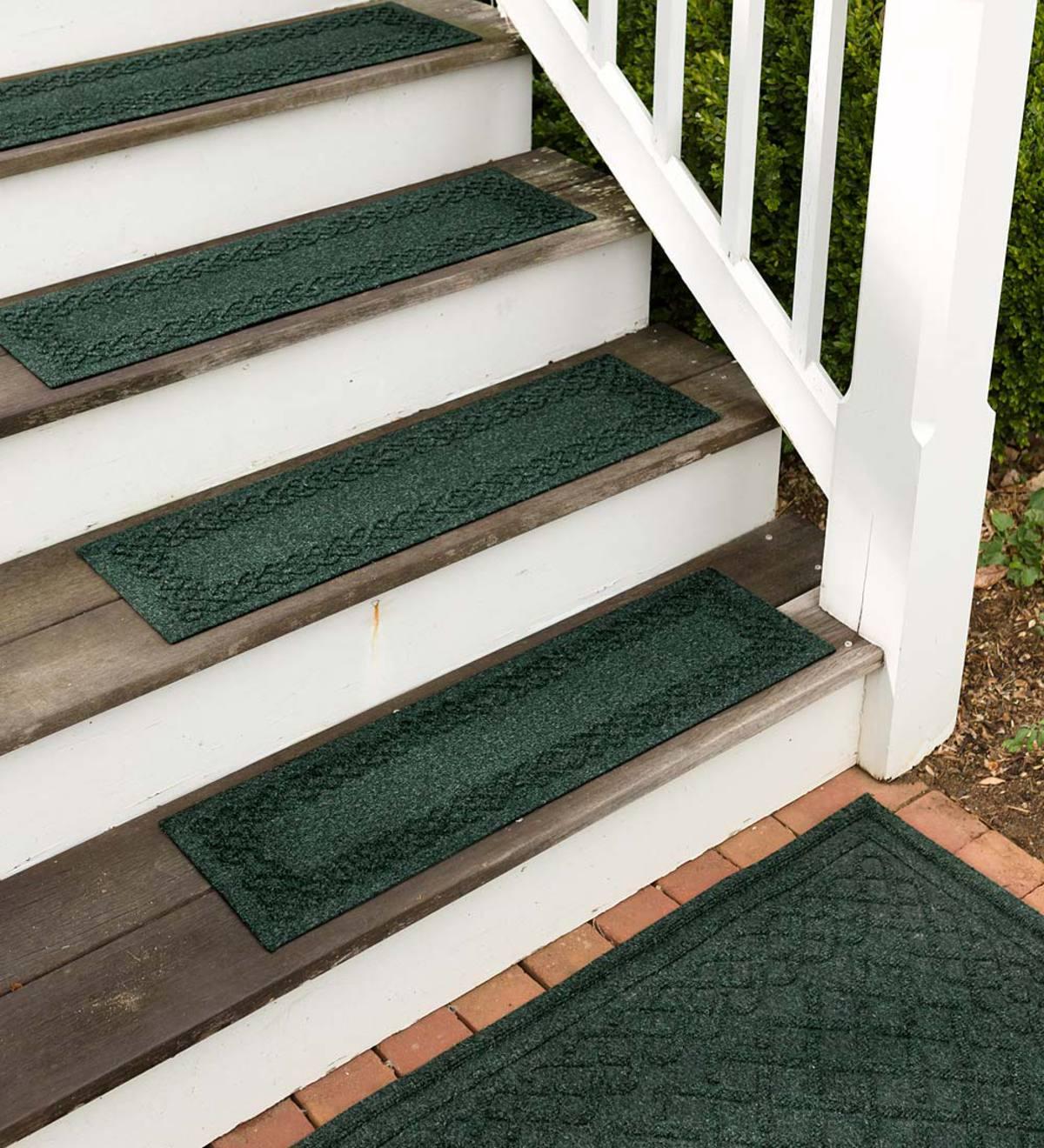 Waterhog Stair Treads, Set Of 4