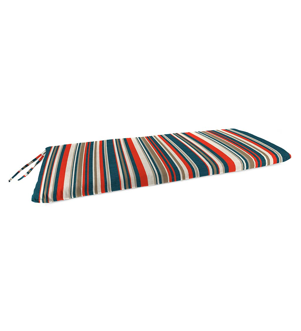 "Polyester Classic Swing/Bench Cushion, 48"" x 19""x 3"""
