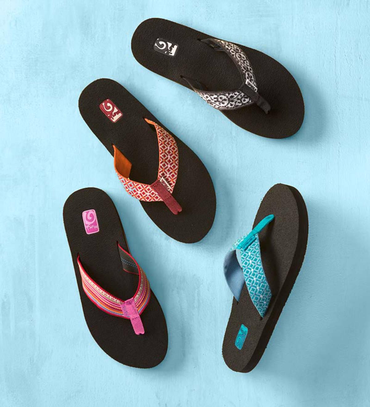 Teva Mush II Flip-Flops For Women