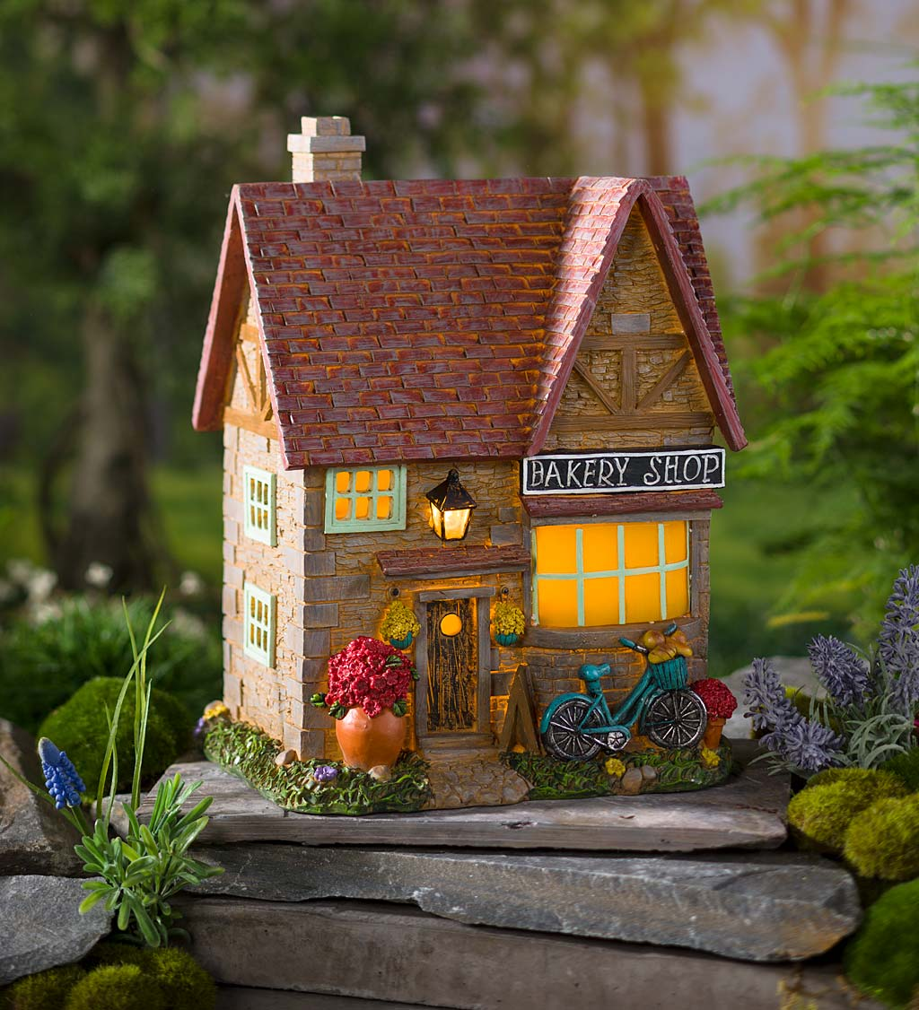 "Miniature Dollhouse FAIRY GARDEN Figurine ~ 2/"" PIG Professions CONSTRUCTION"