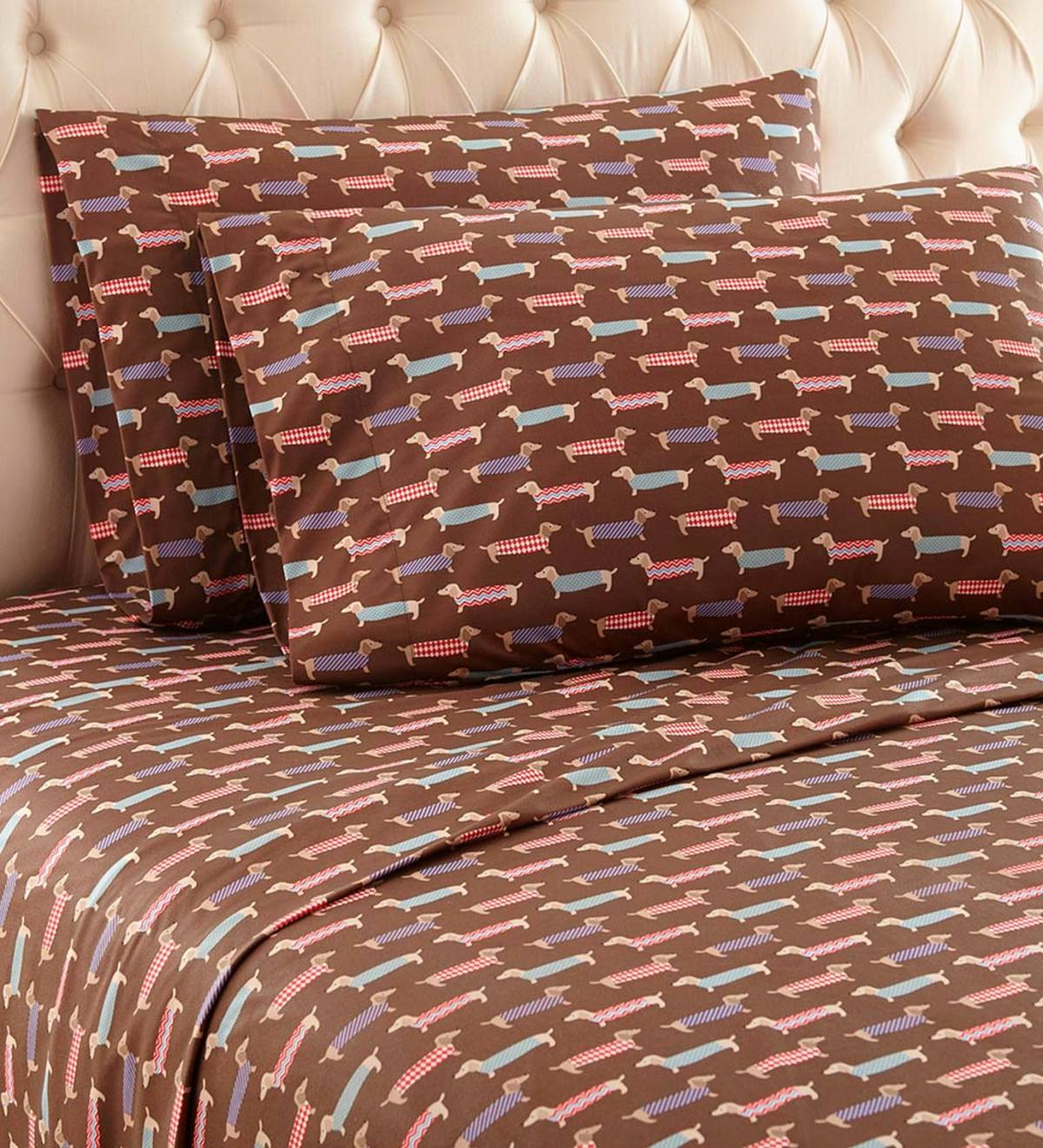 Best in Show Micro Flannel Sheet Set