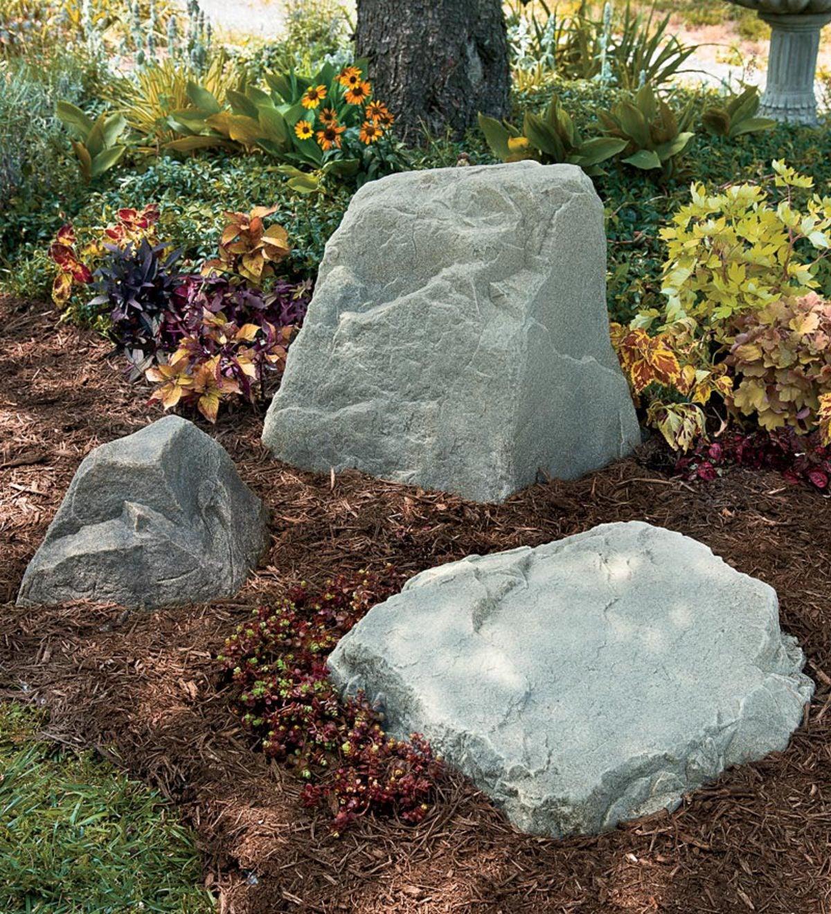 Usa Made Large Mock Rock 174 Maintenance Free Outdoor