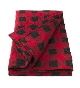 Buffalo Plaid Quilt Set
