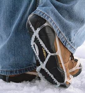 Yaktrax® No-Slip Snow Walker Boot Grips