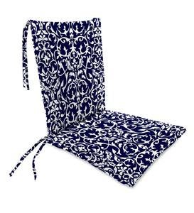 Sale Polyester Classic Rocking Chair Cushions With Ties Seat 21