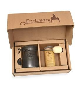 Adirondack Firestone Firelighter Kit With Clean-Burning Lamp Oil