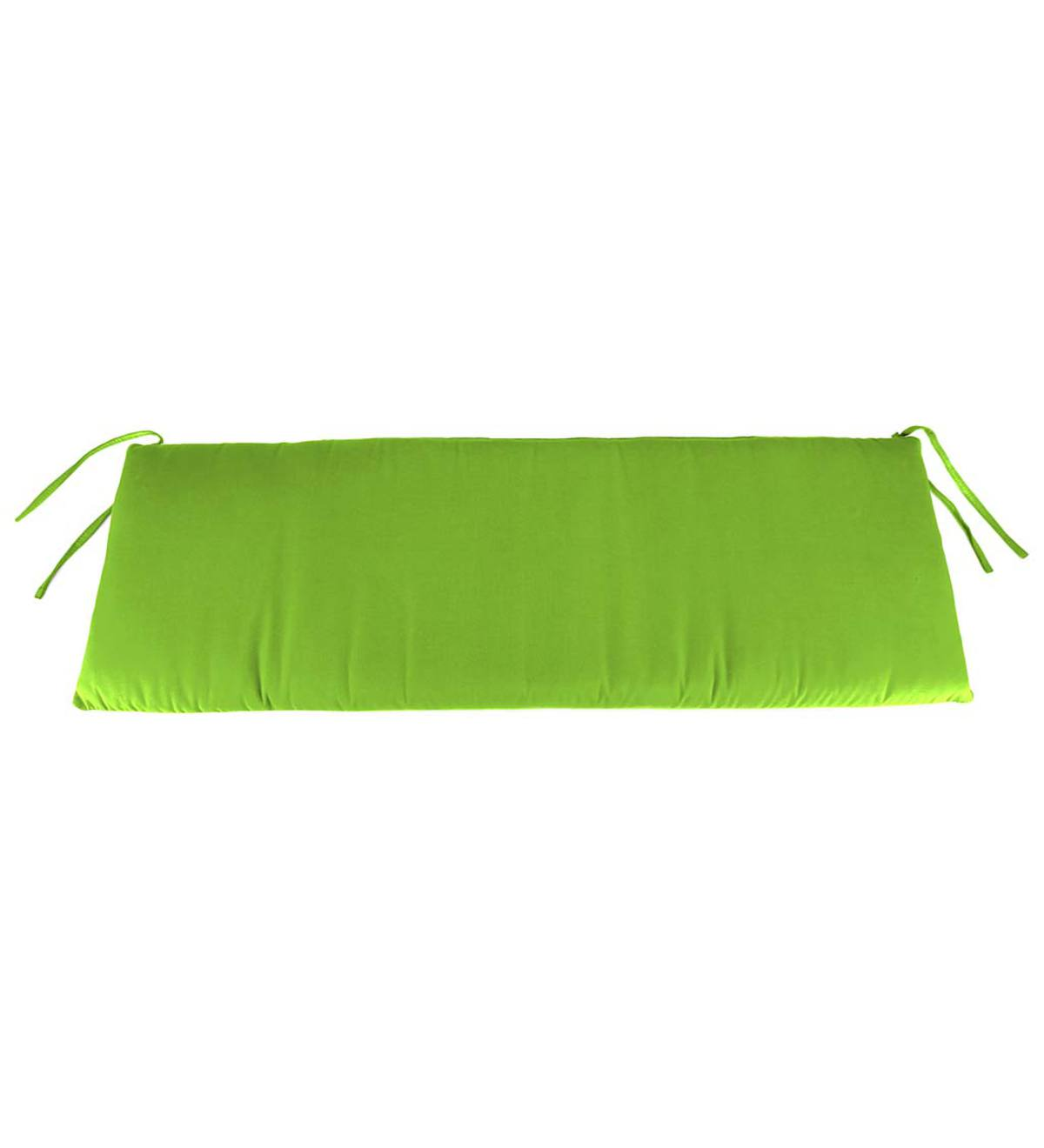 "Polyester Classic Swing/Bench Cushion, 41""x 20""x 3"""