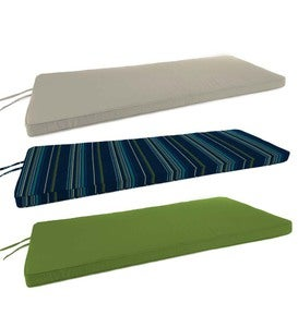Deluxe Sunbrella® Swing/Bench Cushions