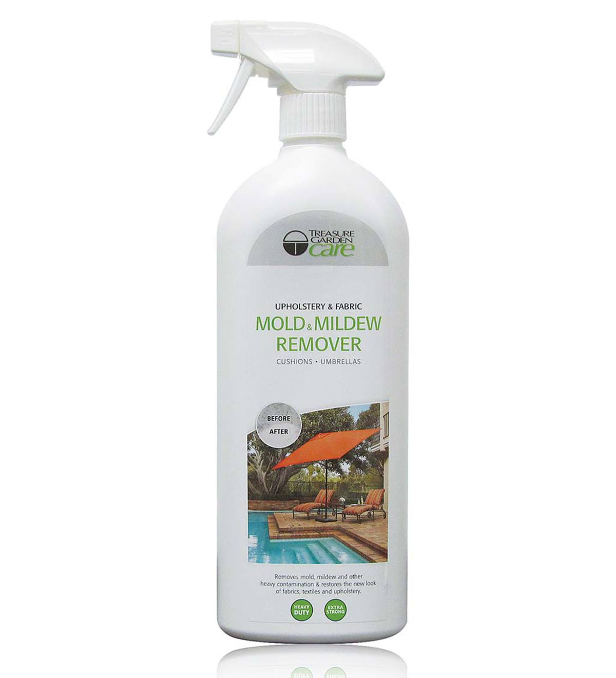 Outdoor Furniture Mold And Mildew Remover Plowhearth