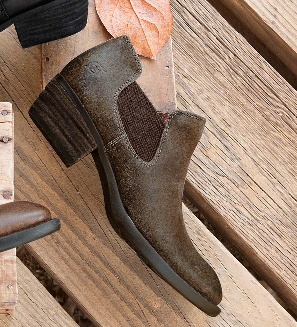 Born Dallia Ankle Boots
