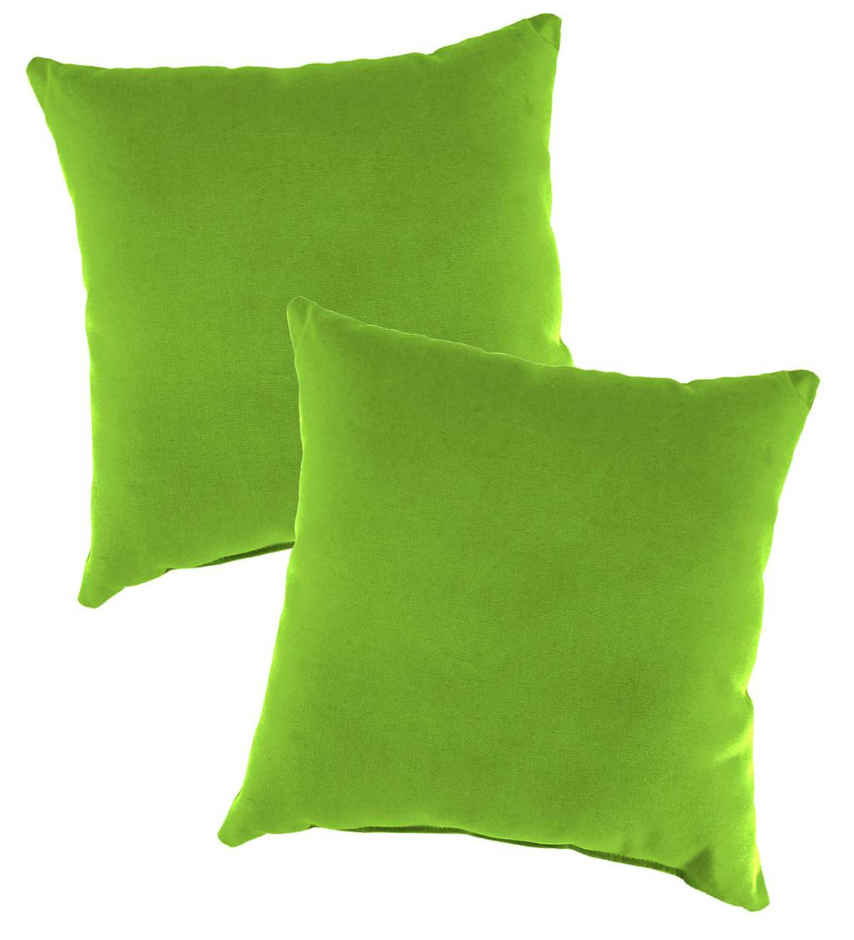 Set of 2 Replacement Pillows for Rope Hammock Swing