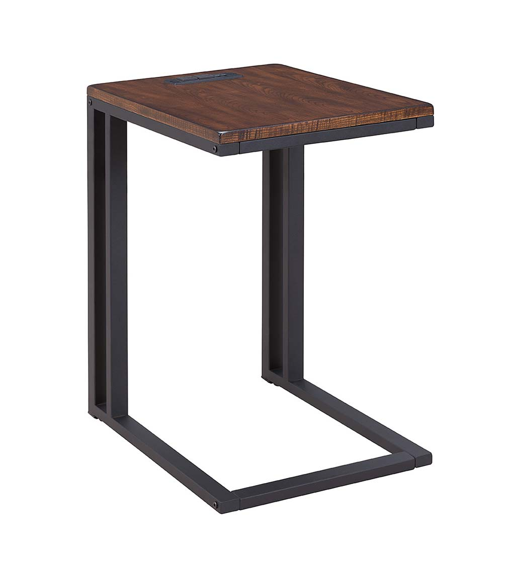 Pull-Up Table with Charging Station swatch image