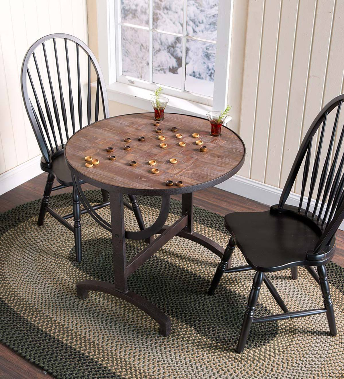 Chess Board Folding Table