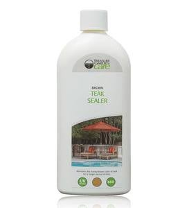 Outdoor Furniture Teak Sealer