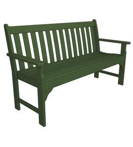 5' Poly-Wood Vineyard Outdoor Bench