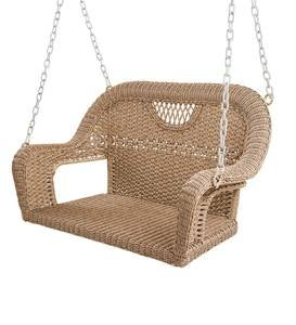 Prospect Hill Wicker Swing