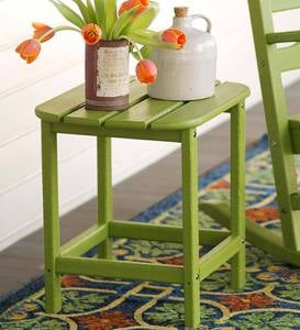 POLYWOOD® Side Table - Aruba