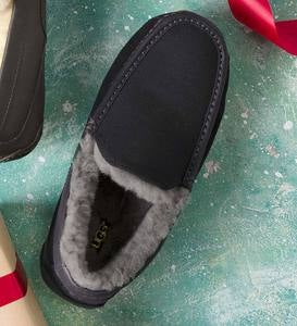 UGG Australia Men's Ascot Wool Slippers