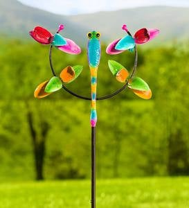 Dragonfly Jubilee Wind Spinner