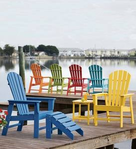 Poly-Wood™ Adirondack Furniture