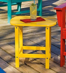 Poly-Wood™ Adirondack  Table