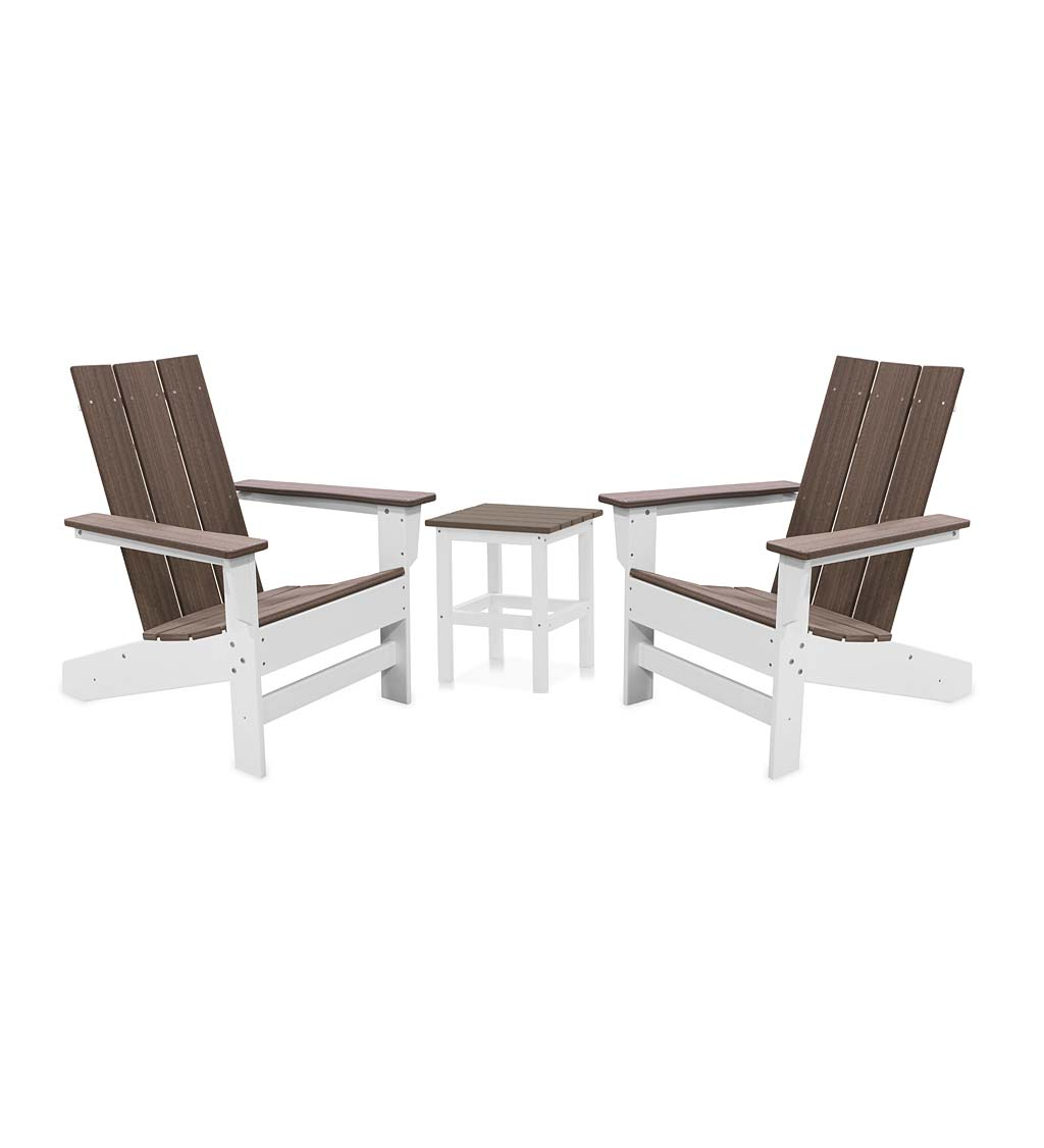 May River Outdoor Seating 3-Piece Set