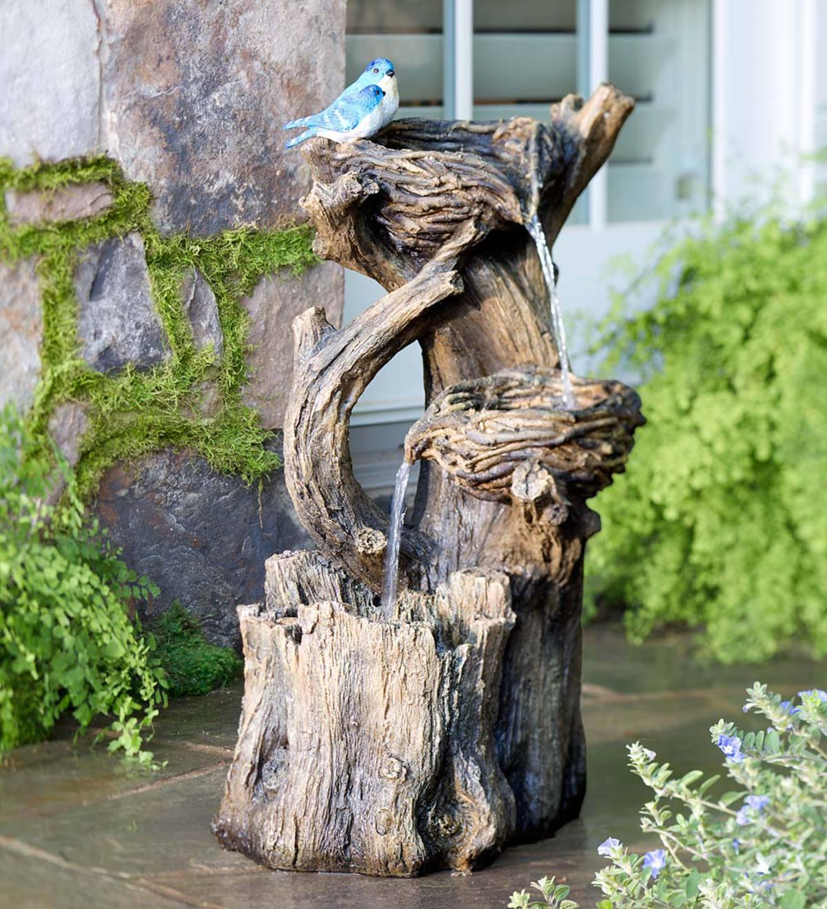 Bath Rug Bird